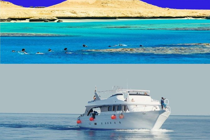 Giftun Island VIP with water sport & Snorkeling Sea Trip - Hurghada photo 13