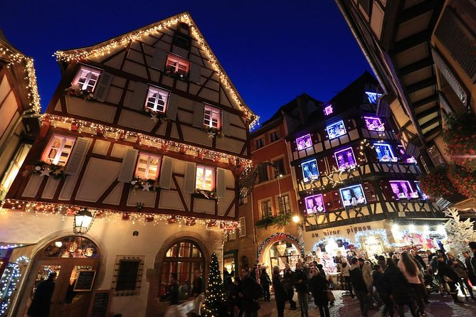 Alsace wonders walk with private driver from Strasbourg