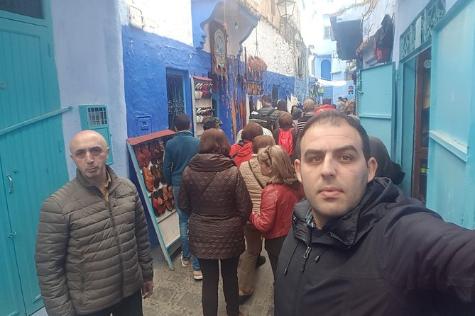 Day trip to Chefchaouen and the panoramic tour of Tangier photo 2