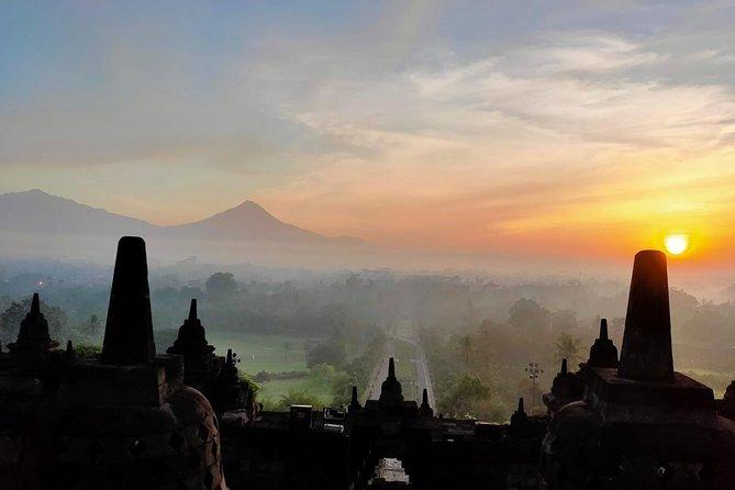 Borobudur Sunrise and Great Temples Tour