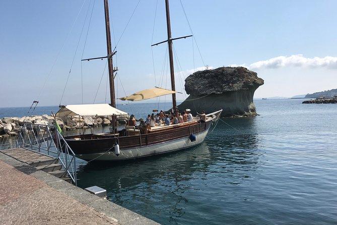 Tour of the island of Ischia in schooner