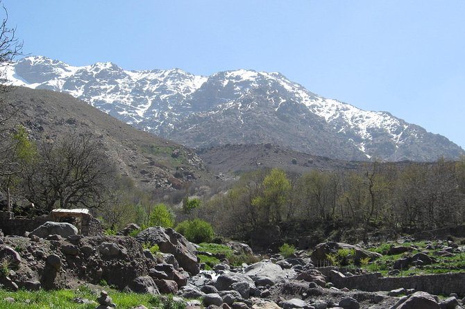 day tour from Marrakech to atlas mountains