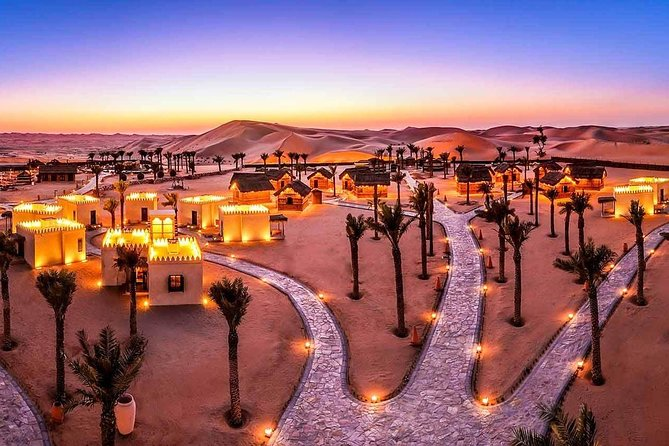 Al Ain VVIP Overnight Desert Safari + Tour
