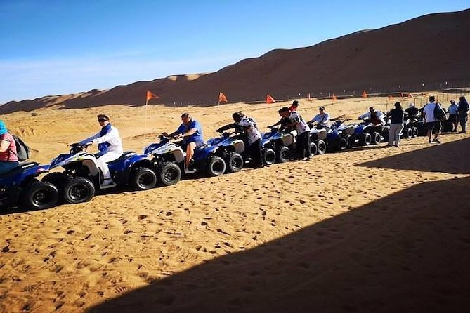 Desert Safari Day Trip