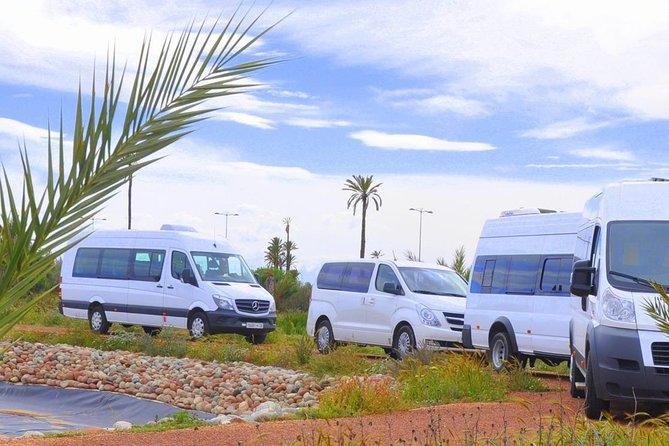 Marrakech City Center Private Airport Transfer