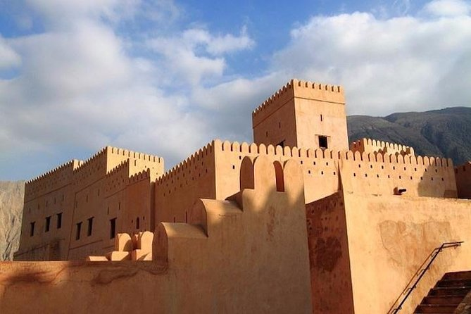 Full Day Nakhal fort & Muscat City Tour
