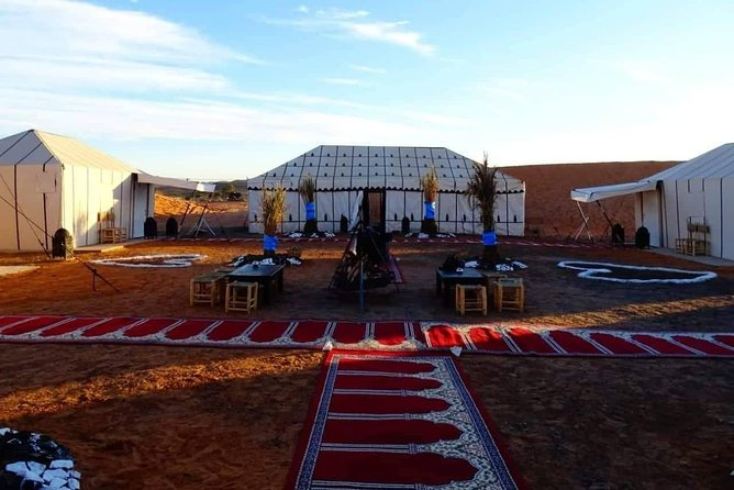 Luxury 3 Days / 2 Night Excursion to Merzouga from Marrakech