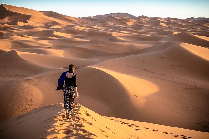 Luxury 3 Days / 2 Night Excursion to Merzouga from Marrakech