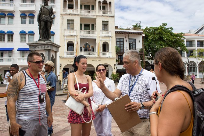 "Shore Excursion, ""Pirates in Cartagena""."