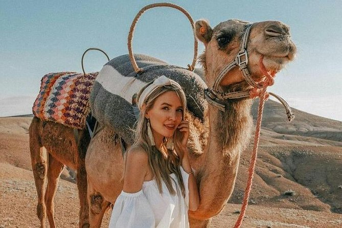 Atlas Mountains and Three Valleys Guided Tour from Marrakech