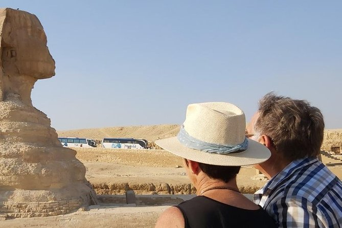 Private Tour - Giza Pyramids, Memphis and Sakkara Tour photo 6