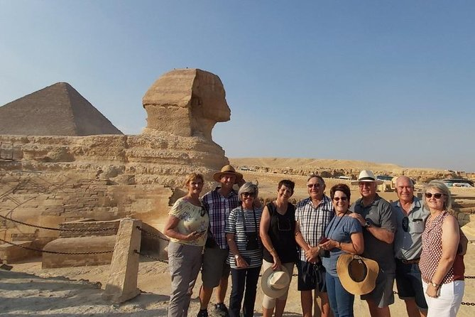 Private Tour - Giza Pyramids, Memphis and Sakkara Tour photo 8