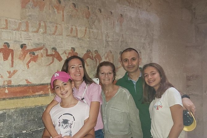 Private Tour - Giza Pyramids, Memphis and Sakkara Tour photo 3