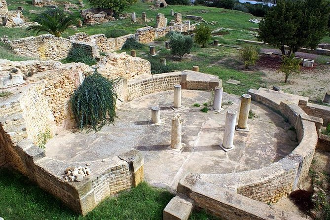 Carthage Discovery Half-Day Tour from Tunis