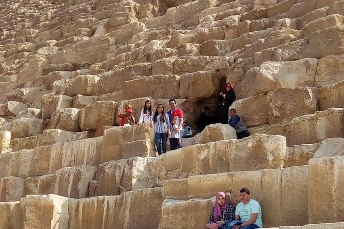 Private Tour - Giza Pyramids, Memphis and Sakkara Tour photo 4