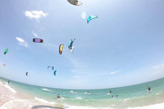 Kitesurf in Colombia 12 hours