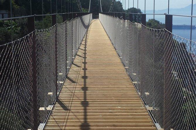 3.30hrs Gibraltar Inside Out Sky-walk & Suspension Bridge Tour & Much more