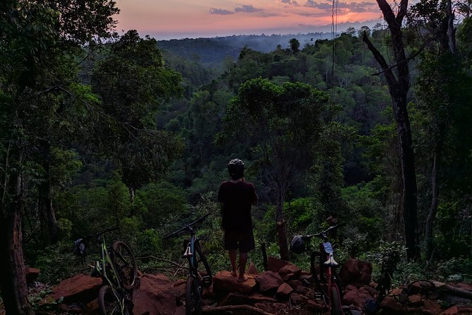 Tourism cycle in the heart of the Missionary Jungle