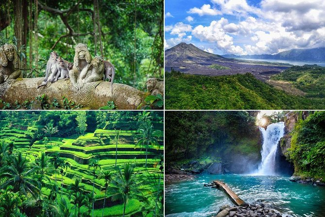 Ubud and Kintamani Volcano Tour