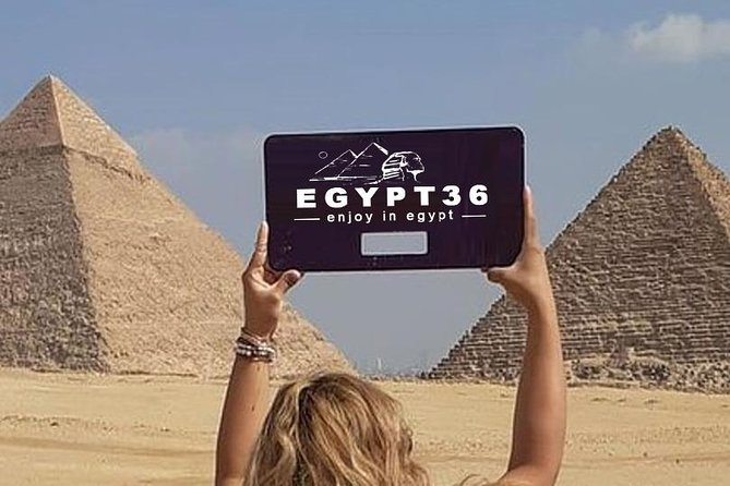 Half day Private tour to Giza pyramids and Sphinx