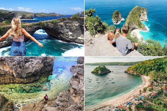 Nusa Penida - Island Hopping Tour