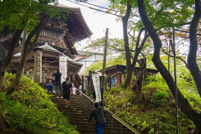 Aizu Samurai Spirit Guided Tour