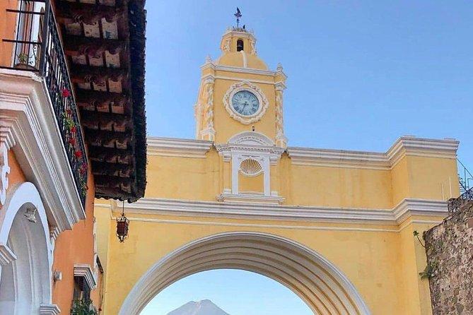 Antigua old city Walking tour