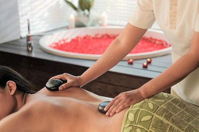 Relaxing Balinese Massage at Maya Sanur Spa