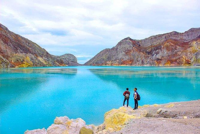(JOIN TOUR) 2D1N Banyuwangi: Kawah Ijen, Menjangan, Tabuhan, Baluran