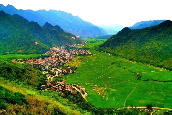 Mai Chau valley trekking