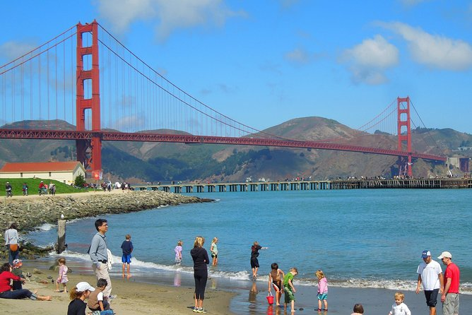 The ultimate San Francisco full day custom guided tour