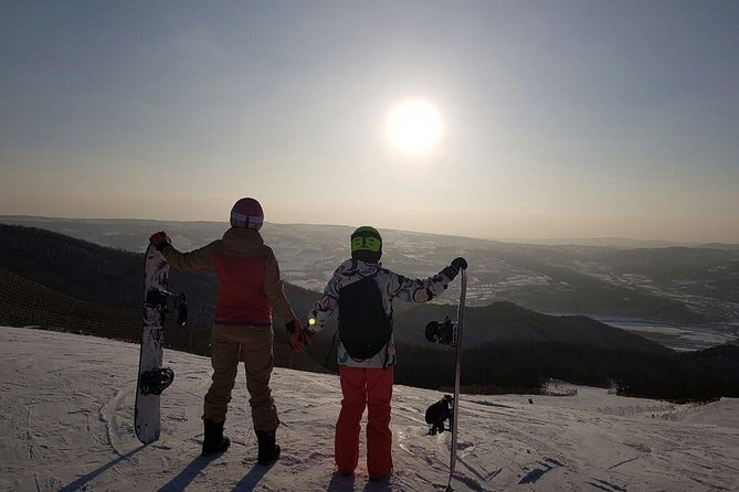 Skiing vacations in Primorye