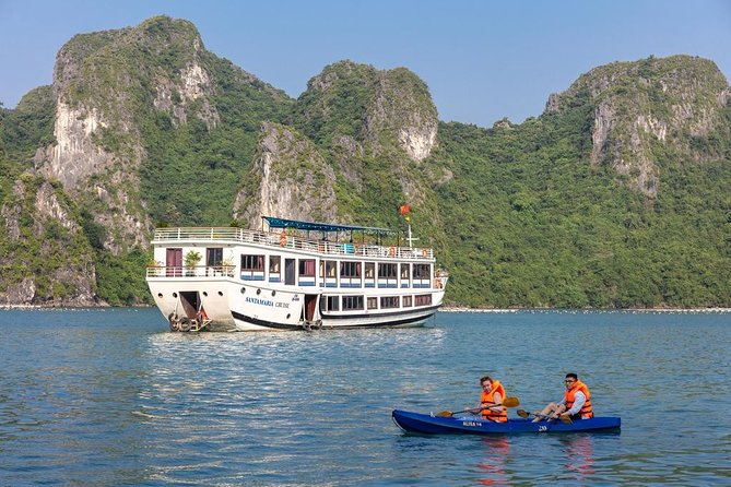 Santa Maria Cruise 4 star Halong Bay photo 1