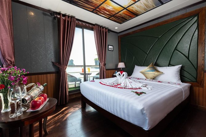 Santa Maria Cruise 4 star Halong Bay photo 18
