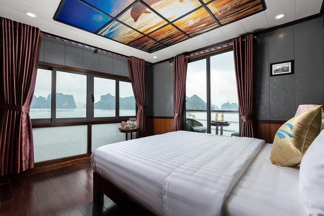 Santa Maria Cruise 4 star Halong Bay photo 20