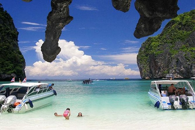 Phuket to Phi Phi and Khai Islands Tour by Speedboat