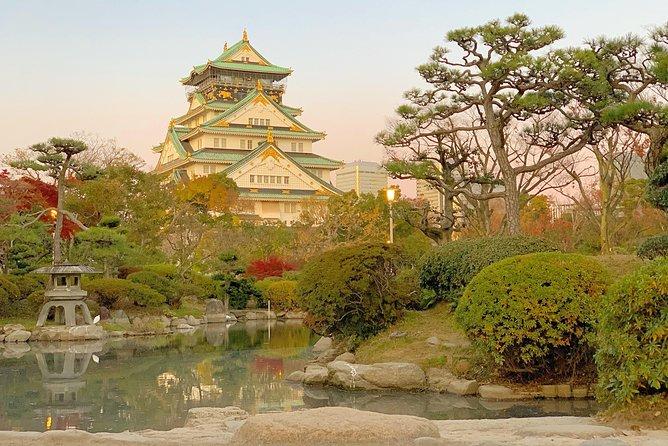 Osaka Private 1 Day tour