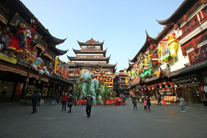 Private Tour: Old Shanghai One Day Tour