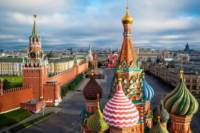 Private Tour: Moscow weekend