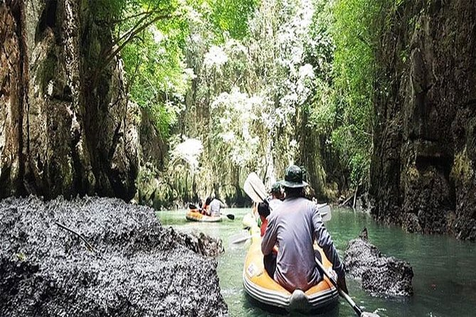 Premium James Bond Island Tour with free Canoeing by Speedboat photo 6
