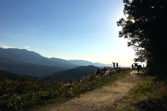Explore Kiso Valley : Magome - Tsumago Mountain Trail Walk photo 7