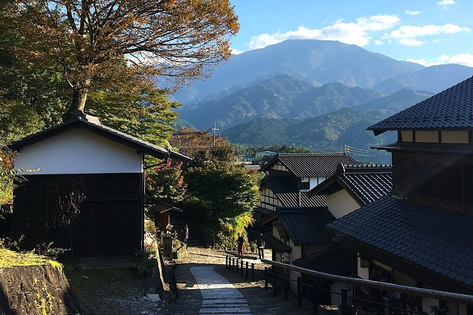 Explore Kiso Valley : Magome - Tsumago Mountain Trail Walk photo 2