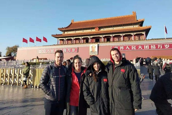 Tiananmen Square and Forbidden City Layover Tour from Beijing Airport