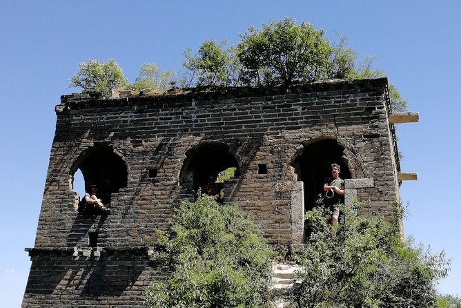 English Speaking Driver Service to Jiankou and Mutianyu Great Wall
