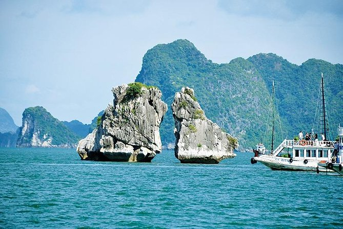 Halong bay 6 hours shared boat tour from Halong city Start at 8.00 AM photo 7