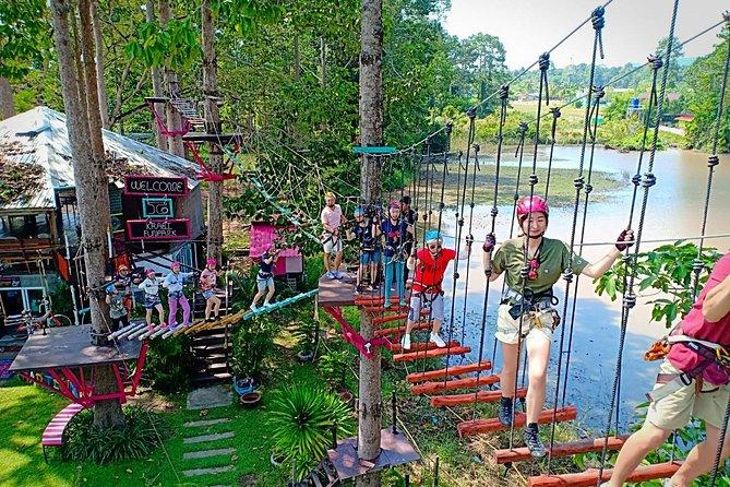 Zipline Fun Park