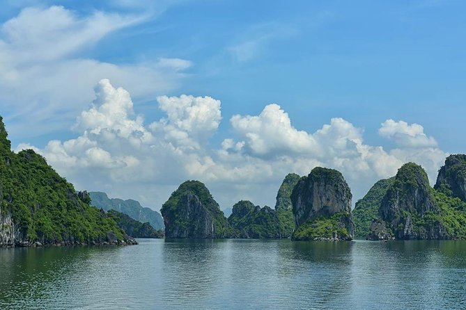 Halong bay 6 hours shared boat tour from Halong city Start at 8.00 AM photo 3