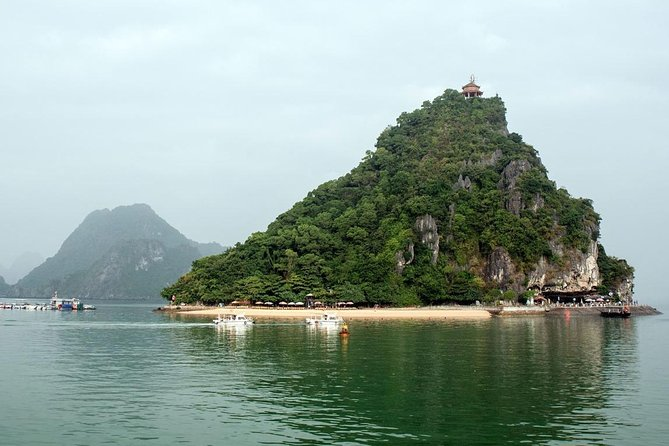 Halong bay 6 hours shared boat tour from Halong city Start at 8.00 AM photo 4