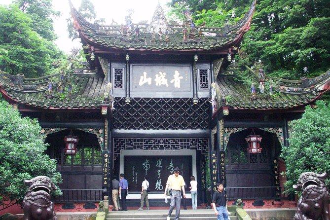 Mt Qingcheng and Jiezi Ancient Town Private Tour