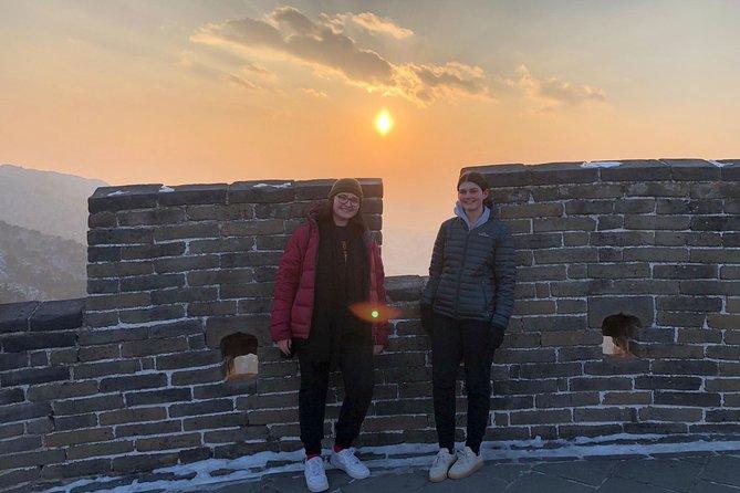 Wonderful Beijing Layover Tour Exploring Mutianyu Great Wall and Forbidden City